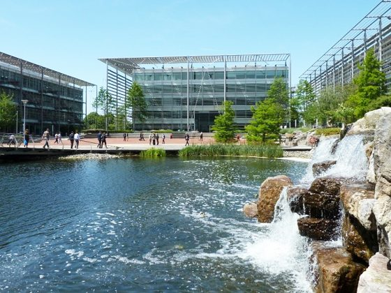 Regent Samsic's JPC win Chiswick Park cleaning contract for third term