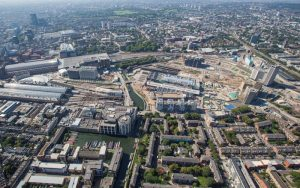 JPC Cleaning Appointed To London's King's Cross Estate