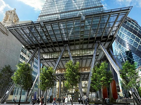 The Leadenhall Building wins coveted workplace award
