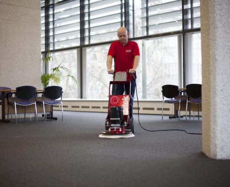 oztek floor cleaning
