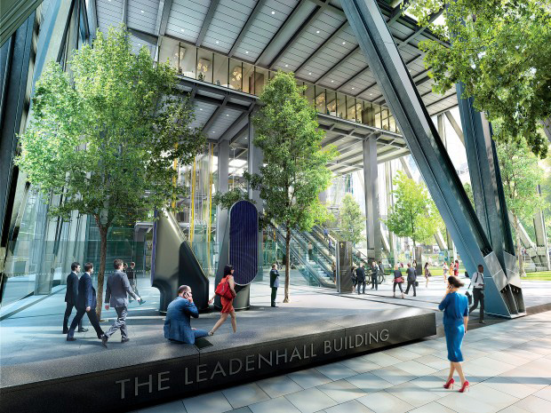 JPC sustainability at the Leadenhall building