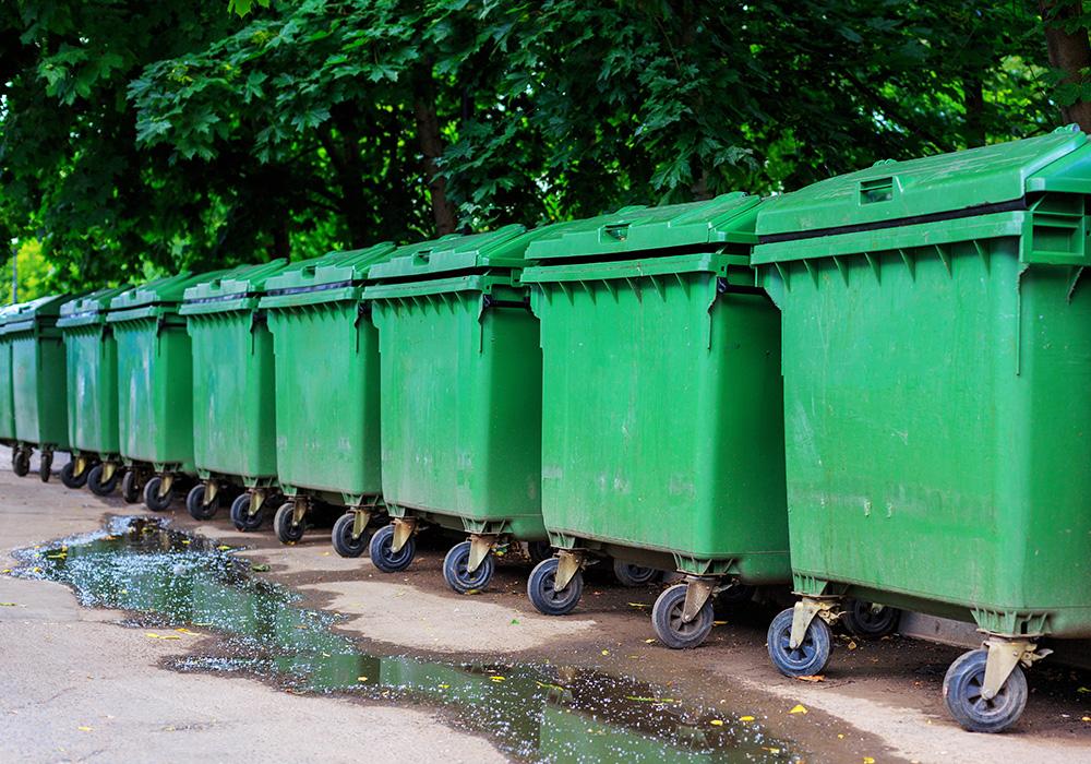 JPC waste manmagement bins